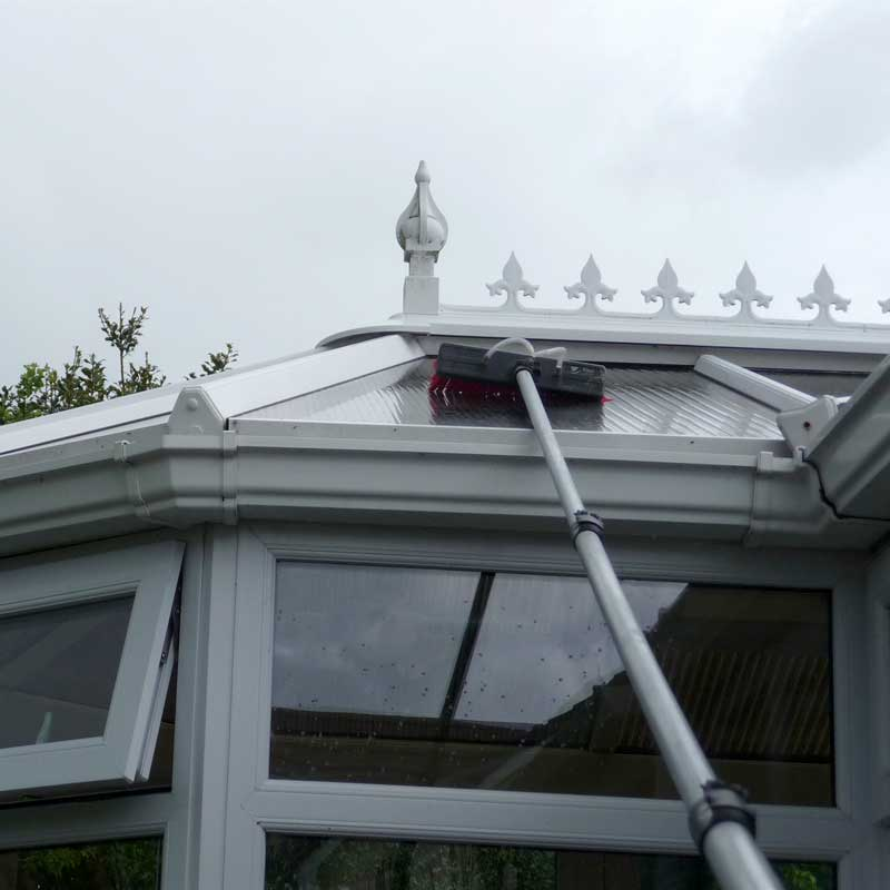 Conservatory Cleaning Cornwall