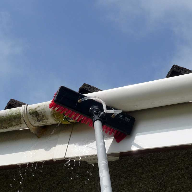 Gutter and Fascia Cleaning Cornwall