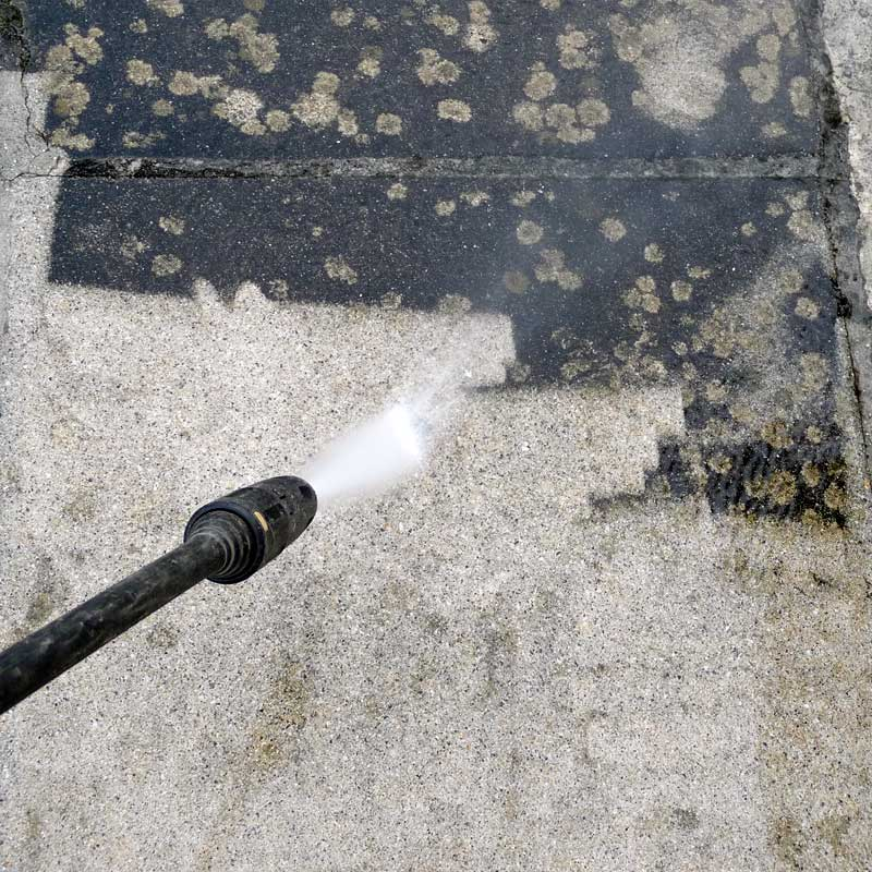 Pressure Wash Paths and Driveway Cleaning Cornwall